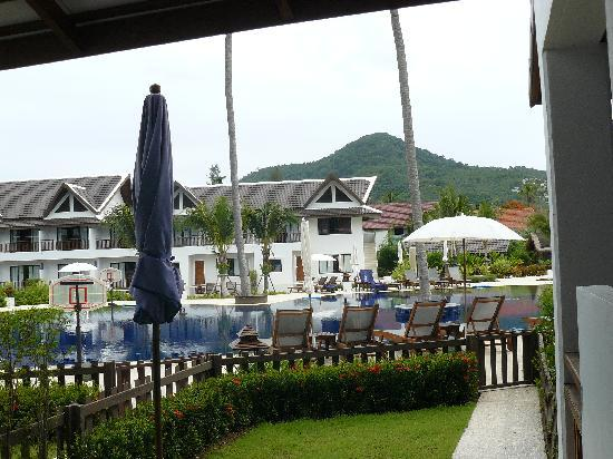 Sunwing Kamala Beach: View from our room