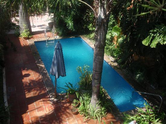 Casa Tlaquepaque Hotel-Galeria: Alberca del hotel