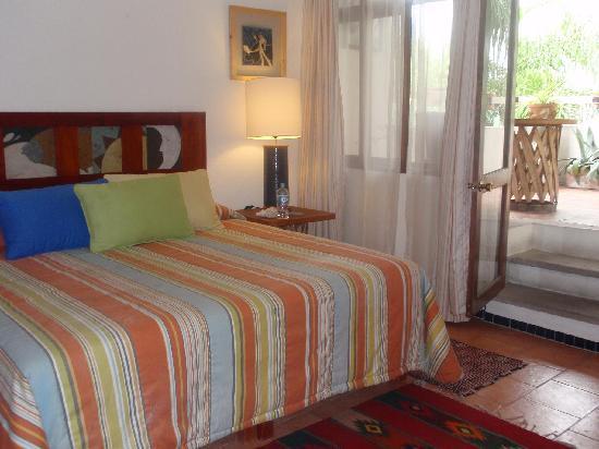 Casa Tlaquepaque Hotel-Galeria: Habitacion