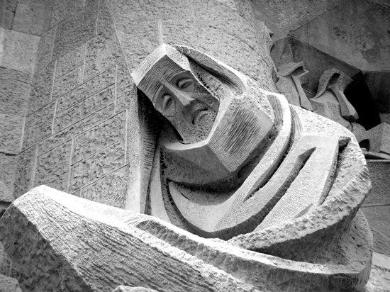 كنيسة سيجرادا فاميليا: sagrada familia exterior