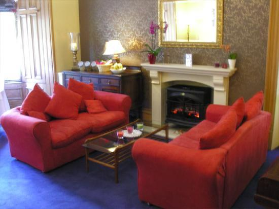 Canter Holm Guest House: Lounge