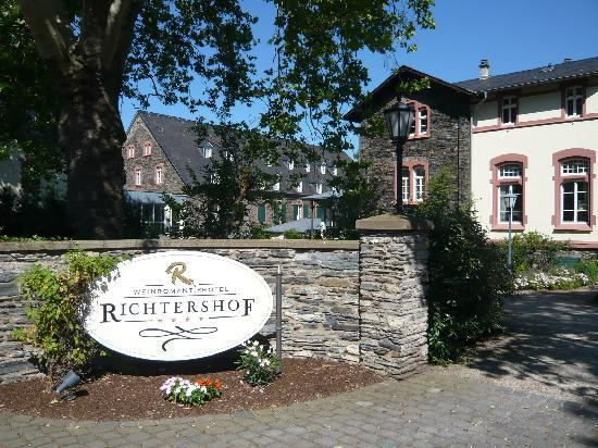 richtershof bild von weinromantikhotel richtershof m lheim an der mosel tripadvisor. Black Bedroom Furniture Sets. Home Design Ideas