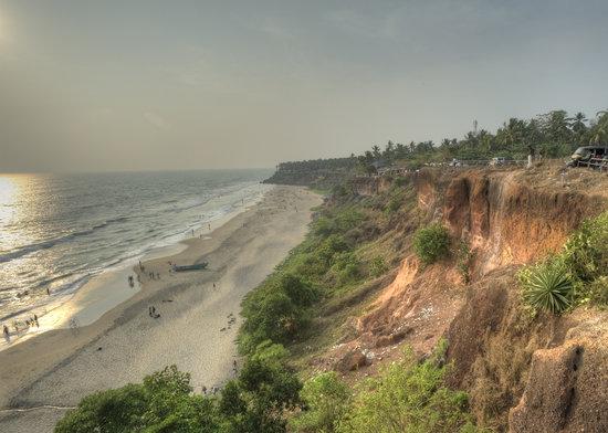 فاركالا, الهند: Varkala, Kerala