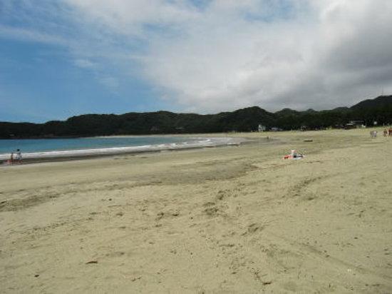 Yumigahama Beach : ビーチ