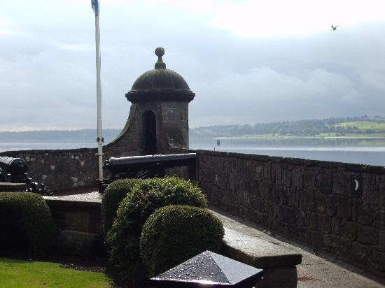 Dumbarton, UK: King George's Battery