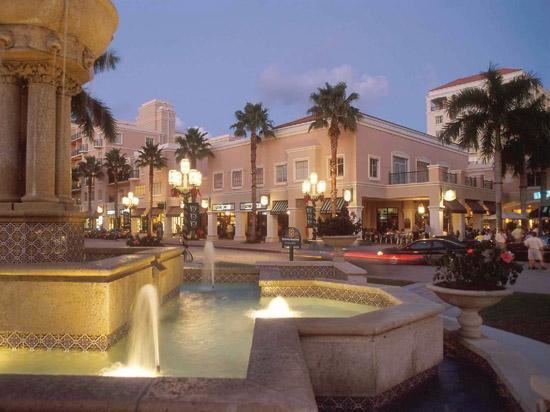 Παλμ Μπιτς, Φλόριντα: Miznerpark, Boca Raton