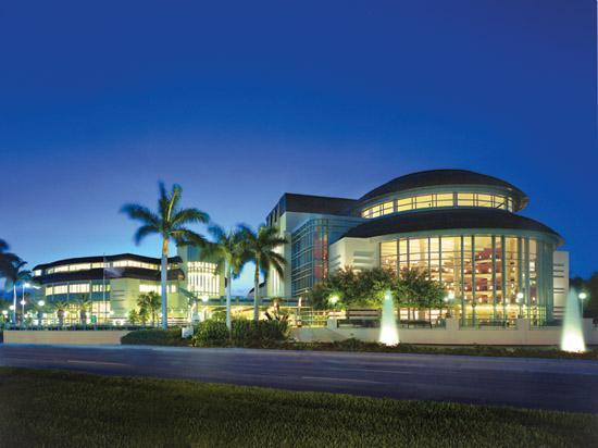 Palm Beach, Floride : Kravis Center, West Pam Beach
