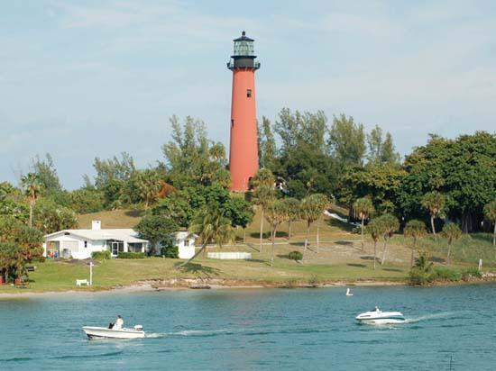 Palm Beach, Floryda: Lighthouse, Jupiter