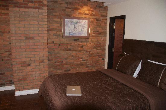 Hotel Visitel: Unser Zimmer