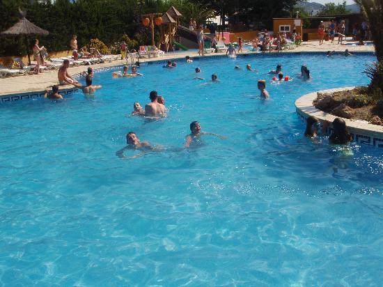 Camping Tucan: piscine 2