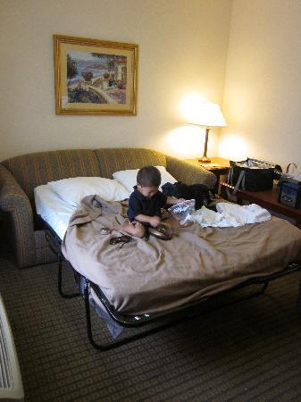 阿納海姆科爾托納套房度假酒店照片