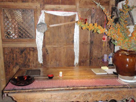 Shaxi Laomadian Lodge : reception