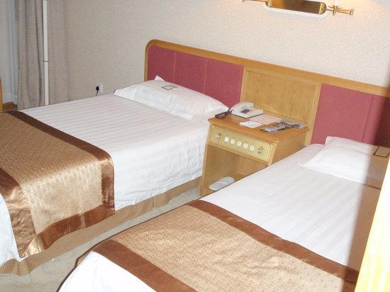 City Line Hotel (Harmony): chambre