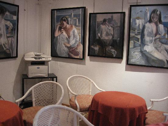 Hotel La Residencia : del hotel interior