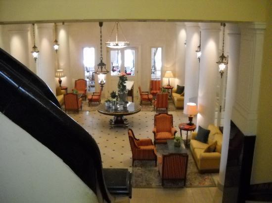 Hotel Fürstenhof, a Luxury Collection Hotel, Leipzig: Hotel Fuerstenhof lobby