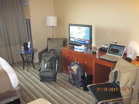 Hyatt Regency Pittsburgh International Airport : nice room