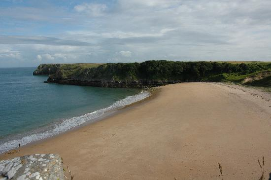 Freshwater East, UK: Barafundle Bay