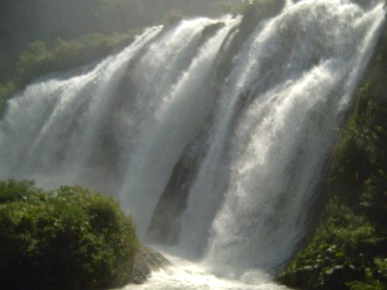 Terni, Italien: cascate delle marmare