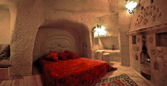 Travel Inn Cave Hotel: Cave Room