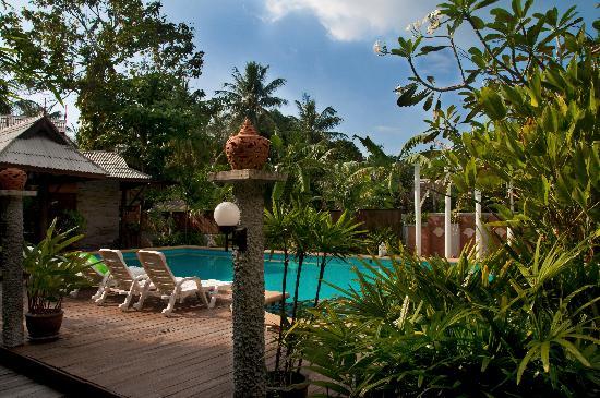 Paragon Spa Resort: Phangan Paragon pool