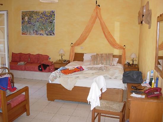 Hotel Nefeli: großes DZ