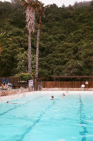 Avila Hot Springs Resort: Avila Hot Springs pools