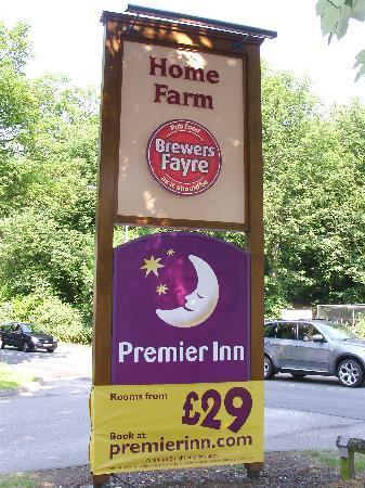 Premier Inn Hull West Hotel: Home Farm