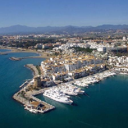 Kirch in der altstadt picture of marbella costa del sol - Puerto banus marbella ...