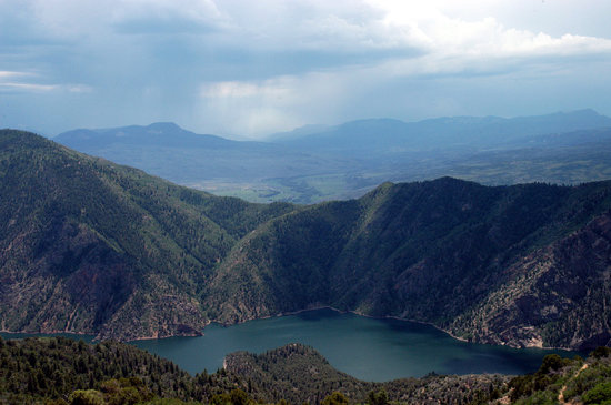 Montrose, Κολοράντο: Blue Mesa Reservoir