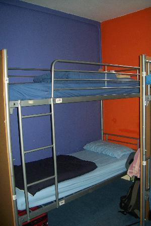 Central Backpackers Oxford : dorm