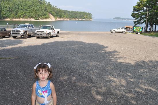 Brady Mountain Resort and Marina: dock