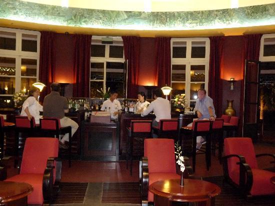 La Residence Hue Hotel & Spa - MGallery by Sofitel: Le bar