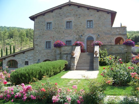 Casa Portagioia - Tuscany Bed and Breakfast: Main House