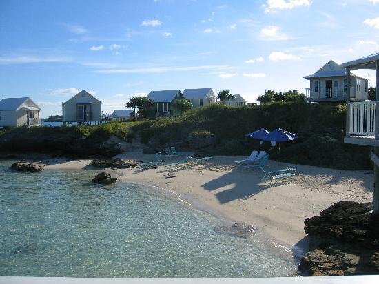 9 Beaches Resort - TEMPORARILY CLOSED: View from my cabana of my beach