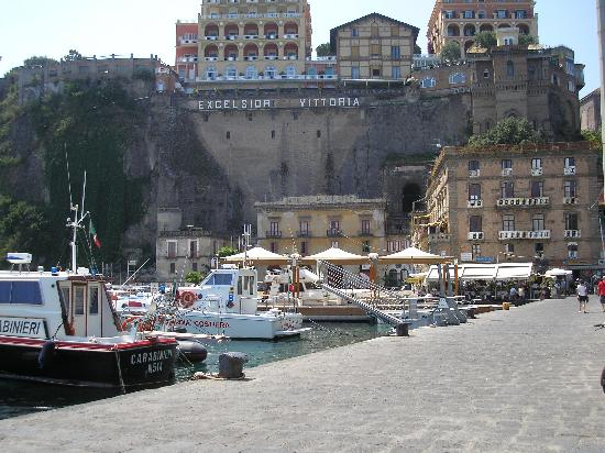 Hotel Tourist : The Marina Piccolo Sorrento
