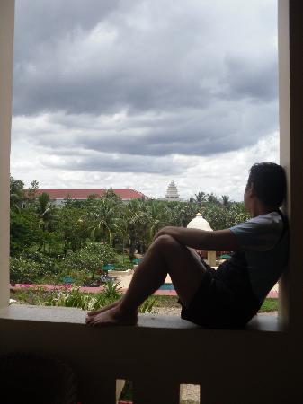 Raffles Grand Hotel d'Angkor: OCinDenial