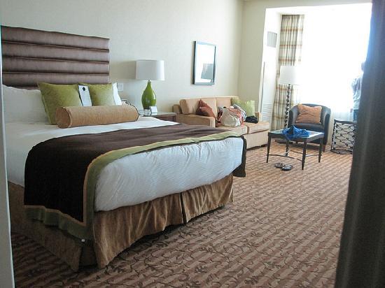 Lincoln, Califórnia: king size bedroom - very nice