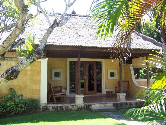 Rumah Bali : Our bungalow