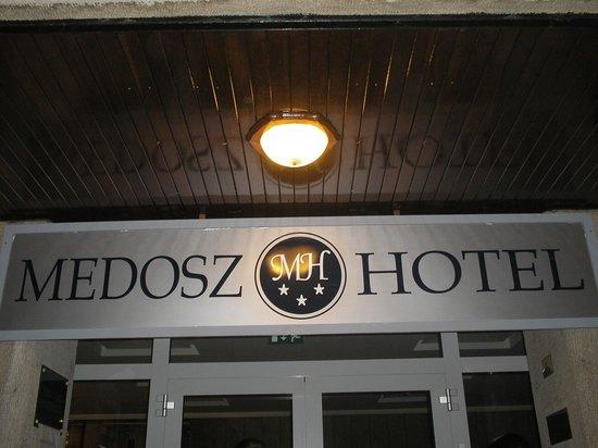 Medosz Hotel: Hotel Medosz