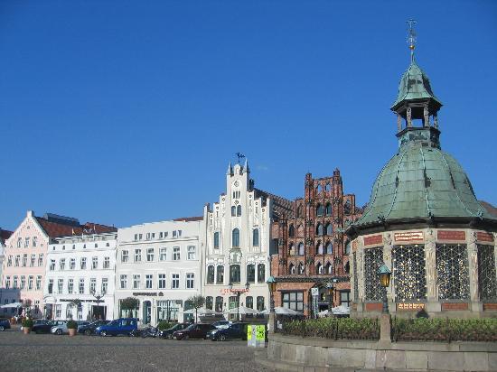 Stadt Wismar Stern Hotel