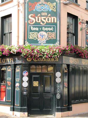 Clonakilty, Irlanda: An Sugan Seafood Bar/B&B