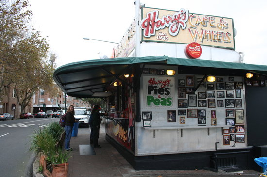 ‪Harry's Cafe de Wheels‬