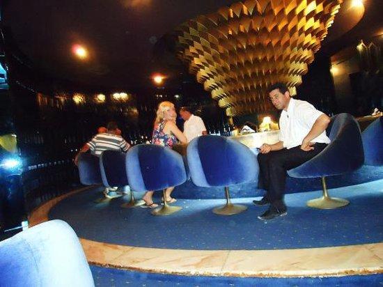 El Hana Hannibal Palace : Lounge bar