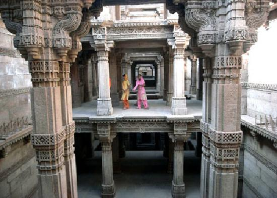 Ahmedabad, Índia: icons of the city