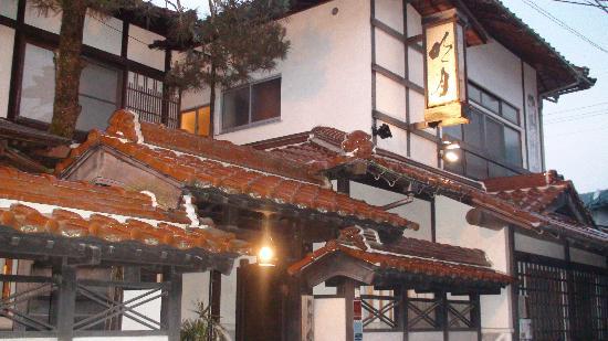 Norennoyado Meigetsu : BUILDING