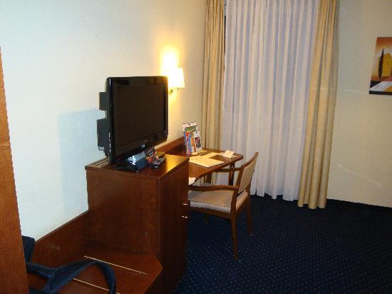 Best Western Savoy Hotel: 部屋の様子