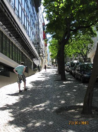 The Vintage Lisboa: The Steep Hill