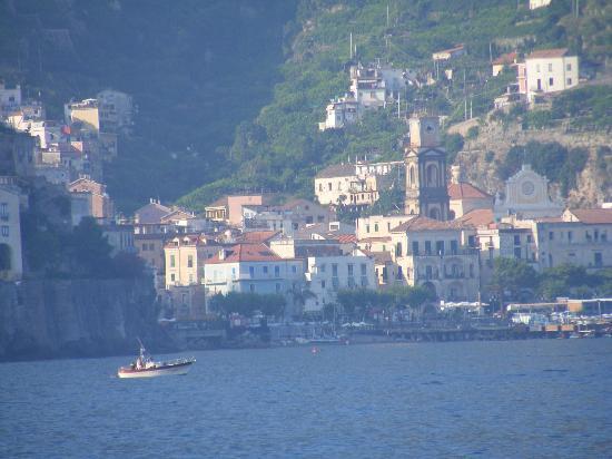 Hotel Santa Lucia: Minori