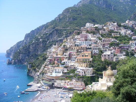 Minori, Italien: Positano