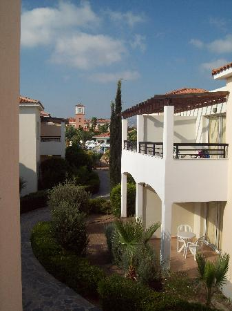 Avanti Holiday Village: View from our apartment